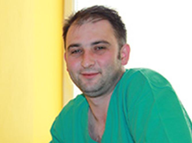 MUDr. Peter Zelený